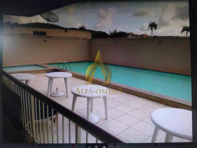 2 - Apartamento Rua Baronesa,Praça Seca, Rio de Janeiro, RJ Para Venda e Aluguel, 3 Quartos, 85m² - AOJ30020 - 21