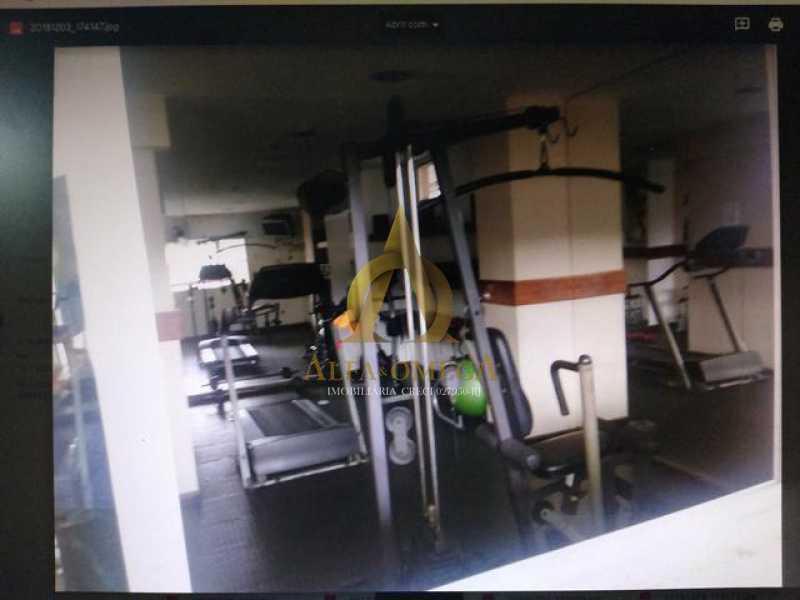 6 - Apartamento Rua Baronesa,Praça Seca, Rio de Janeiro, RJ Para Venda e Aluguel, 3 Quartos, 85m² - AOJ30020 - 24
