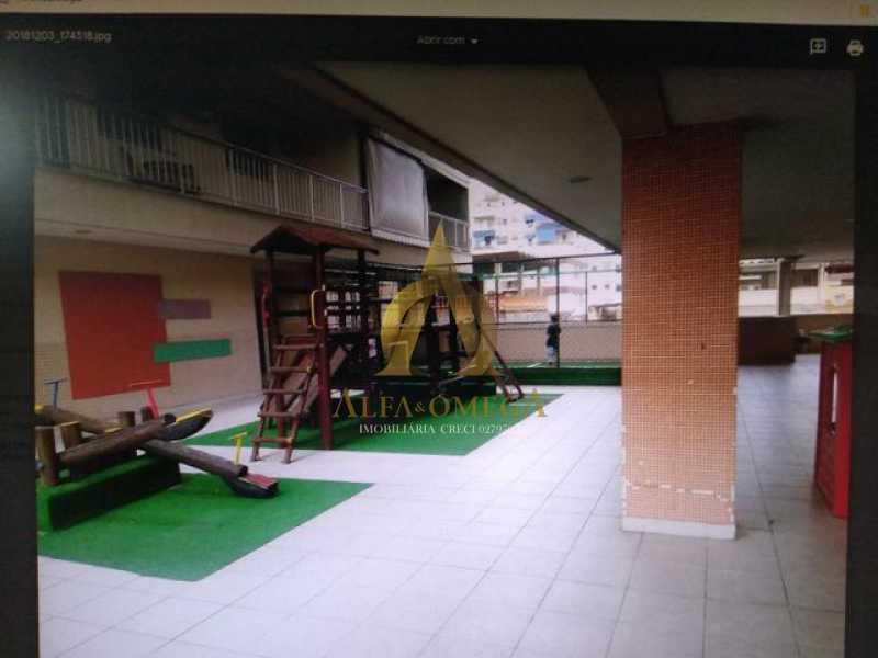 7 - Apartamento Rua Baronesa,Praça Seca, Rio de Janeiro, RJ Para Venda e Aluguel, 3 Quartos, 85m² - AOJ30020 - 25