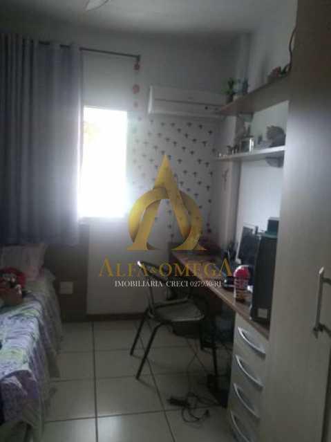 11 - Apartamento Rua Baronesa,Praça Seca, Rio de Janeiro, RJ Para Venda e Aluguel, 3 Quartos, 85m² - AOJ30020 - 8