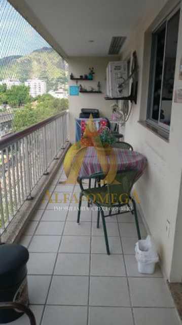 12 - Apartamento Rua Baronesa,Praça Seca, Rio de Janeiro, RJ Para Venda e Aluguel, 3 Quartos, 85m² - AOJ30020 - 5