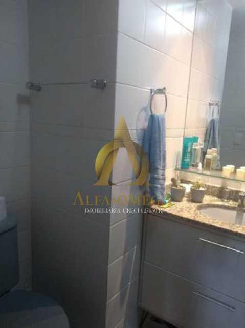 14 - Apartamento Rua Baronesa,Praça Seca, Rio de Janeiro, RJ Para Venda e Aluguel, 3 Quartos, 85m² - AOJ30020 - 17