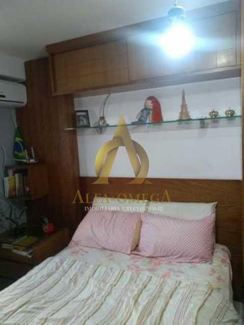 15 - Apartamento Rua Baronesa,Praça Seca, Rio de Janeiro, RJ Para Venda e Aluguel, 3 Quartos, 85m² - AOJ30020 - 7