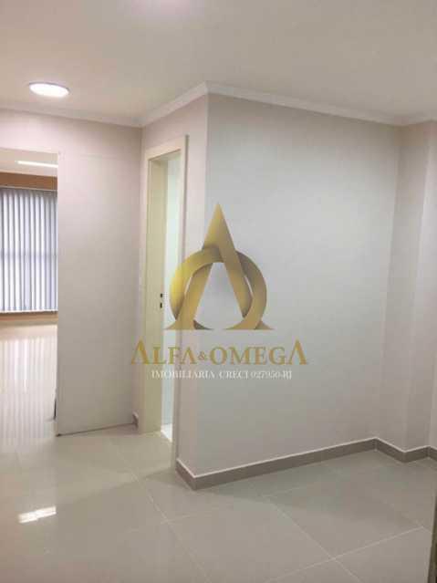 19 - Apartamento Rua Baronesa,Praça Seca, Rio de Janeiro, RJ Para Venda e Aluguel, 3 Quartos, 85m² - AOJ30020 - 10