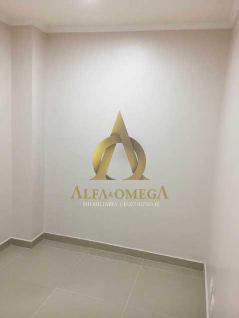 20 - Apartamento Rua Baronesa,Praça Seca, Rio de Janeiro, RJ Para Venda e Aluguel, 3 Quartos, 85m² - AOJ30020 - 12