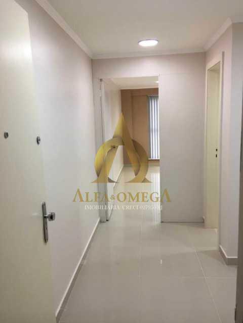 21 - Apartamento Rua Baronesa,Praça Seca, Rio de Janeiro, RJ Para Venda e Aluguel, 3 Quartos, 85m² - AOJ30020 - 11