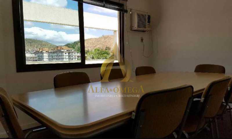 27 - Apartamento Rua Baronesa,Praça Seca, Rio de Janeiro, RJ Para Venda e Aluguel, 3 Quartos, 85m² - AOJ30020 - 29