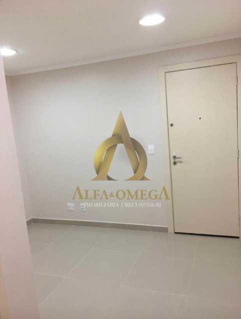28 - Apartamento Rua Baronesa,Praça Seca, Rio de Janeiro, RJ Para Venda e Aluguel, 3 Quartos, 85m² - AOJ30020 - 14