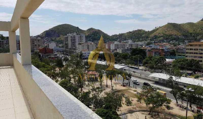 32 - Apartamento Rua Baronesa,Praça Seca, Rio de Janeiro, RJ Para Venda e Aluguel, 3 Quartos, 85m² - AOJ30020 - 31