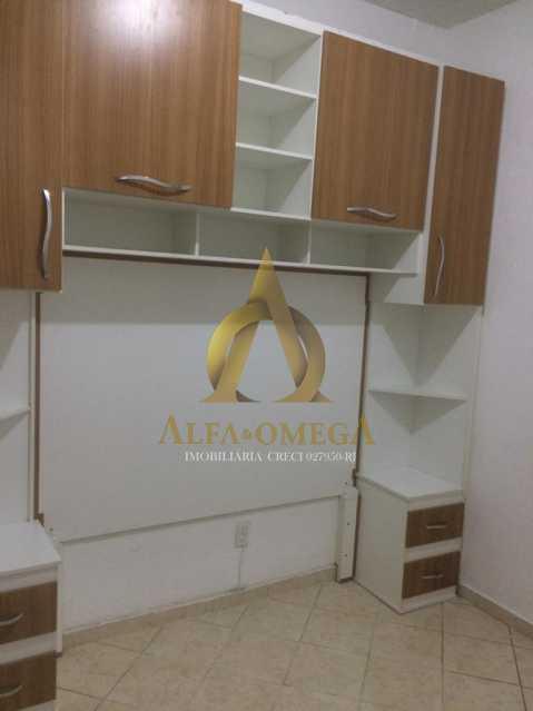 1 - Apartamento Rua Aloândia,Curicica, Rio de Janeiro, RJ À Venda, 2 Quartos, 51m² - AOJ20111 - 9