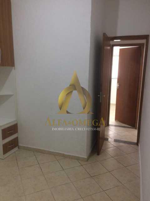 2 - Apartamento Rua Aloândia,Curicica, Rio de Janeiro, RJ À Venda, 2 Quartos, 51m² - AOJ20111 - 11