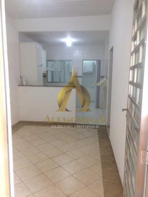3 - Apartamento Rua Aloândia,Curicica, Rio de Janeiro, RJ À Venda, 2 Quartos, 51m² - AOJ20111 - 4