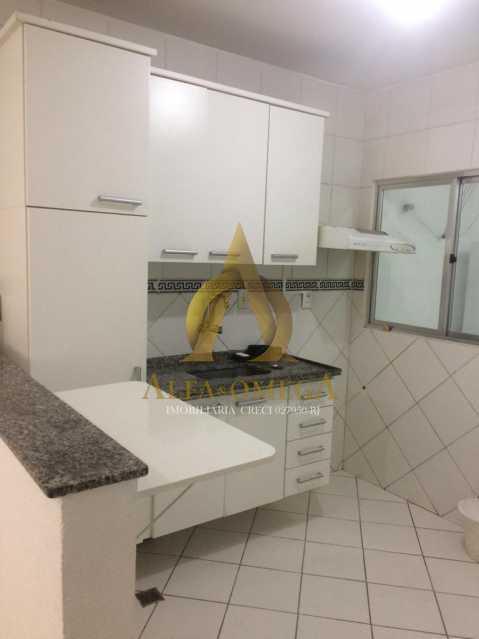 4 - Apartamento Rua Aloândia,Curicica, Rio de Janeiro, RJ À Venda, 2 Quartos, 51m² - AOJ20111 - 19