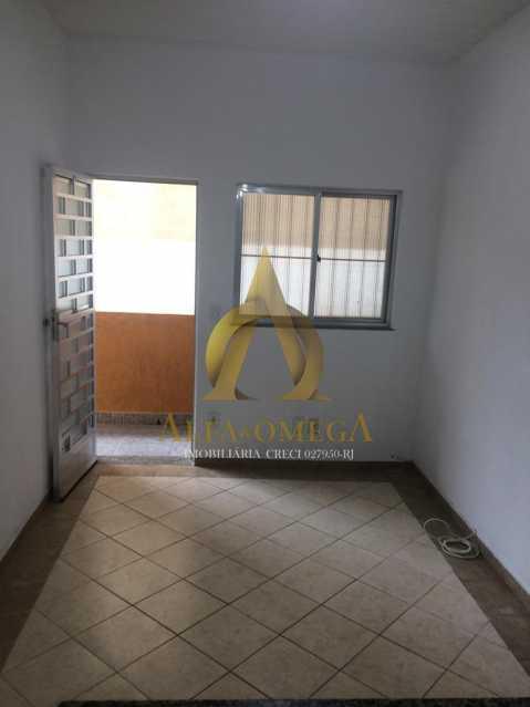 10 - Apartamento Rua Aloândia,Curicica, Rio de Janeiro, RJ À Venda, 2 Quartos, 51m² - AOJ20111 - 20