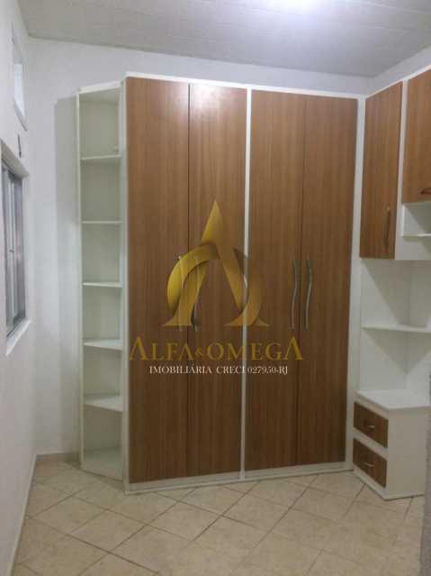 12 - Apartamento Rua Aloândia,Curicica, Rio de Janeiro, RJ À Venda, 2 Quartos, 51m² - AOJ20111 - 8