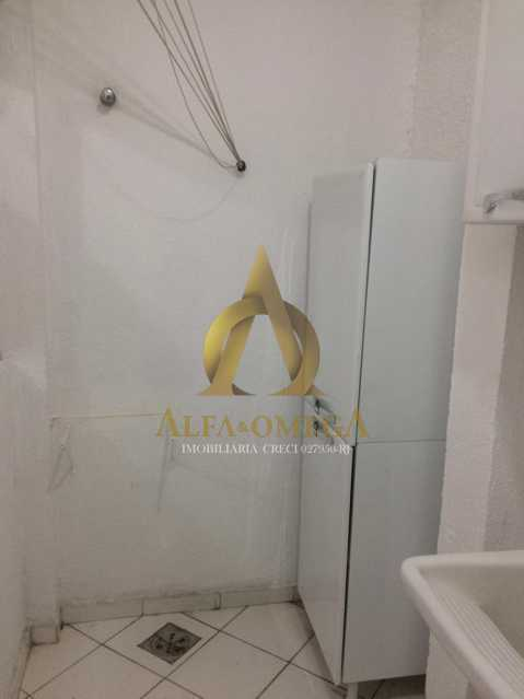 14 - Apartamento Rua Aloândia,Curicica, Rio de Janeiro, RJ À Venda, 2 Quartos, 51m² - AOJ20111 - 24