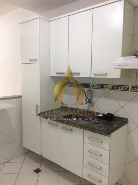 16 - Apartamento Rua Aloândia,Curicica, Rio de Janeiro, RJ À Venda, 2 Quartos, 51m² - AOJ20111 - 18