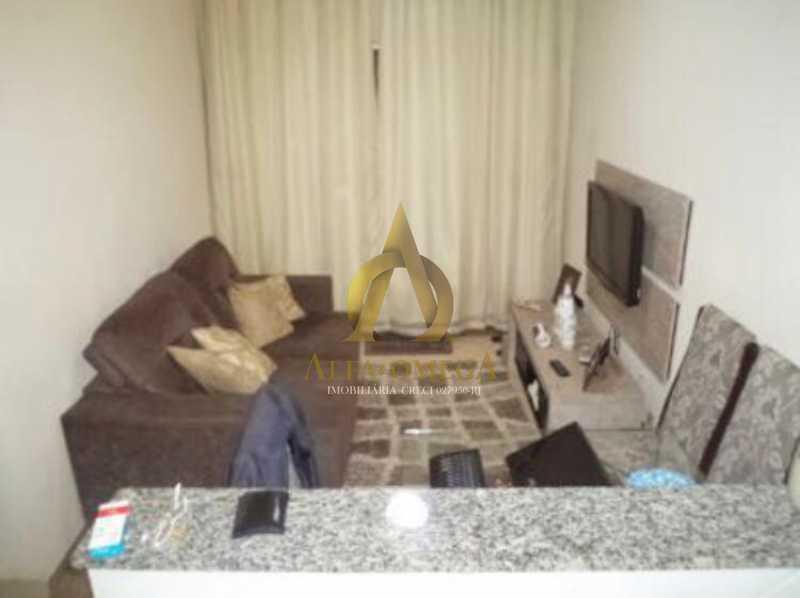 18 - Apartamento Rua Aloândia,Curicica, Rio de Janeiro, RJ À Venda, 2 Quartos, 51m² - AOJ20111 - 3