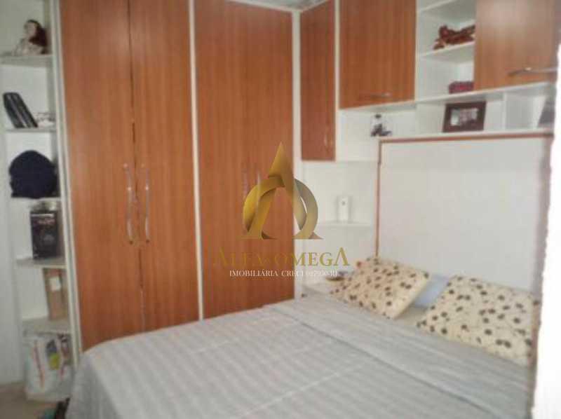 22 - Apartamento Rua Aloândia,Curicica, Rio de Janeiro, RJ À Venda, 2 Quartos, 51m² - AOJ20111 - 6