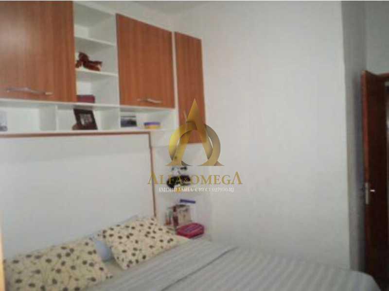 23 - Apartamento Rua Aloândia,Curicica, Rio de Janeiro, RJ À Venda, 2 Quartos, 51m² - AOJ20111 - 7