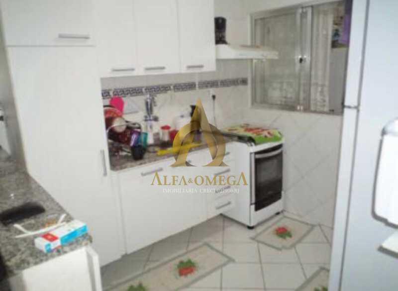 24 - Apartamento Rua Aloândia,Curicica, Rio de Janeiro, RJ À Venda, 2 Quartos, 51m² - AOJ20111 - 17