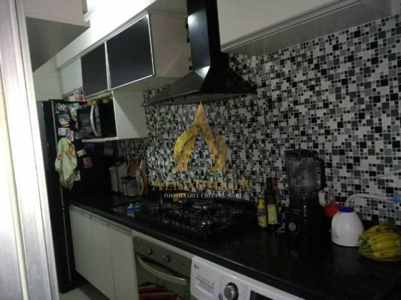 3 - Apartamento Estrada dos Bandeirantes,Jacarepaguá, Rio de Janeiro, RJ À Venda, 2 Quartos, 60m² - AOJ20112 - 8