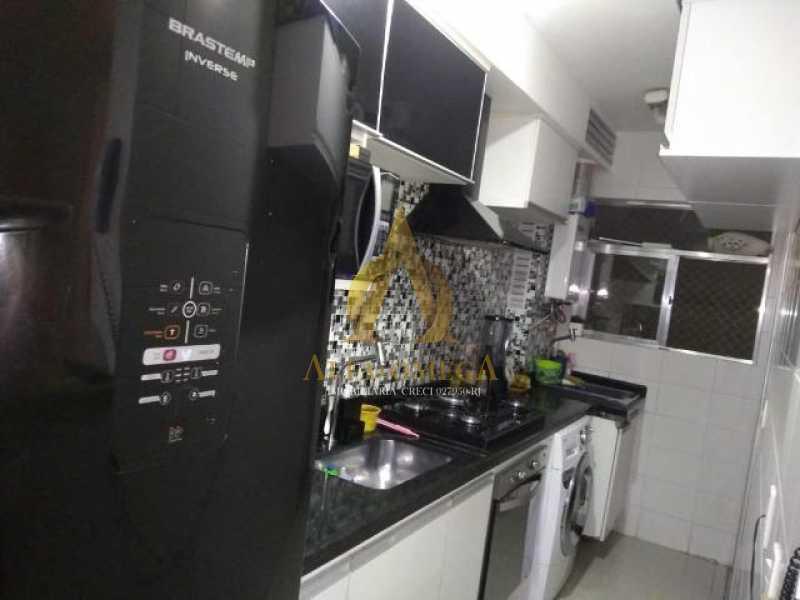 4 - Apartamento Estrada dos Bandeirantes,Jacarepaguá, Rio de Janeiro, RJ À Venda, 2 Quartos, 60m² - AOJ20112 - 9