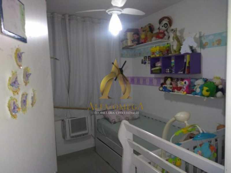 7 - Apartamento Estrada dos Bandeirantes,Jacarepaguá, Rio de Janeiro, RJ À Venda, 2 Quartos, 60m² - AOJ20112 - 4