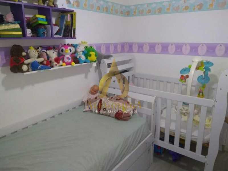 9 - Apartamento Estrada dos Bandeirantes,Jacarepaguá, Rio de Janeiro, RJ À Venda, 2 Quartos, 60m² - AOJ20112 - 5