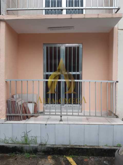 1 - Apartamento Rua Carlos Palut,Taquara, Rio de Janeiro, RJ À Venda, 2 Quartos, 48m² - AOJ20113 - 1