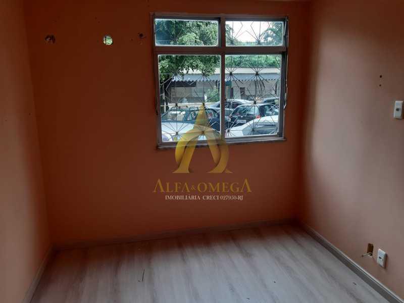 3 - Apartamento Rua Carlos Palut,Taquara, Rio de Janeiro, RJ À Venda, 2 Quartos, 48m² - AOJ20113 - 7