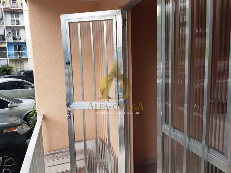 4 - Apartamento Rua Carlos Palut,Taquara, Rio de Janeiro, RJ À Venda, 2 Quartos, 48m² - AOJ20113 - 15