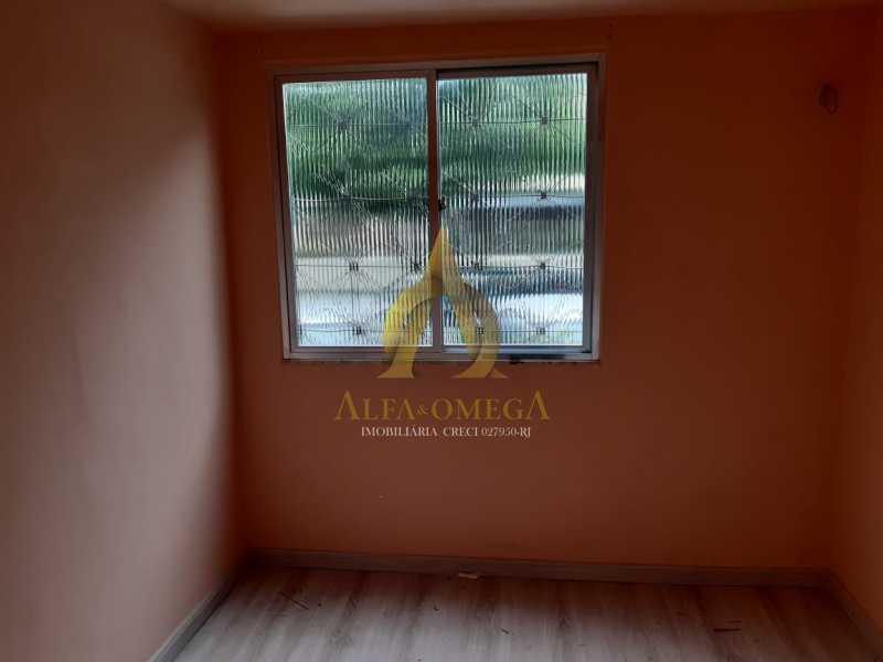 5 - Apartamento Rua Carlos Palut,Taquara, Rio de Janeiro, RJ À Venda, 2 Quartos, 48m² - AOJ20113 - 9