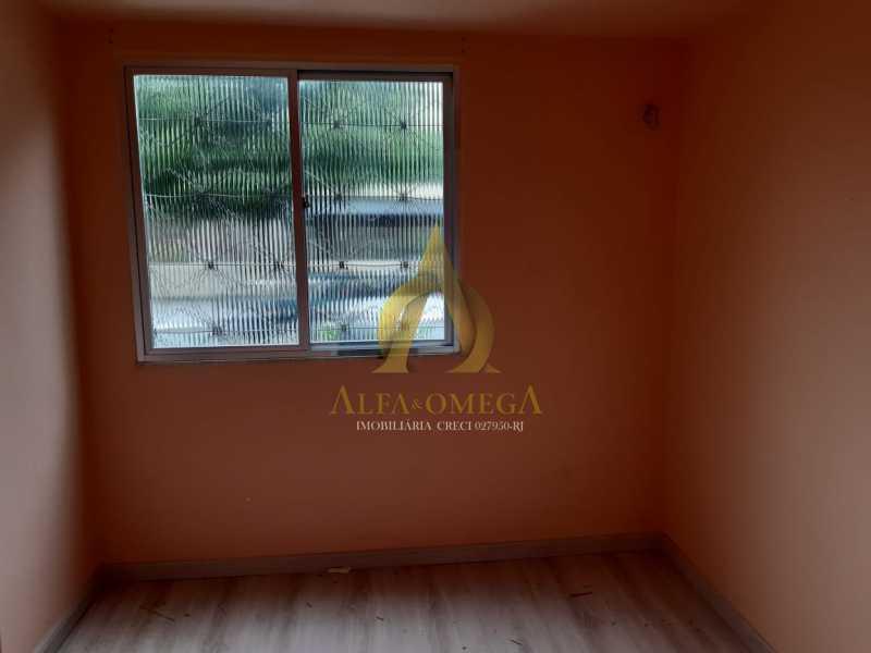 6 - Apartamento Rua Carlos Palut,Taquara, Rio de Janeiro, RJ À Venda, 2 Quartos, 48m² - AOJ20113 - 6