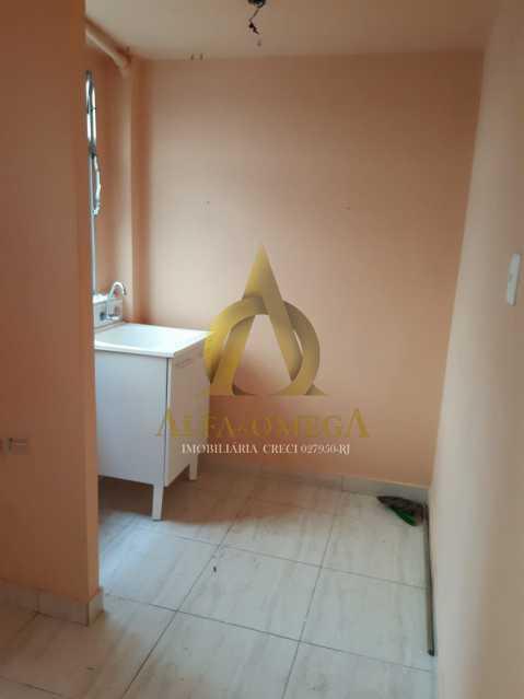 7 - Apartamento Rua Carlos Palut,Taquara, Rio de Janeiro, RJ À Venda, 2 Quartos, 48m² - AOJ20113 - 11