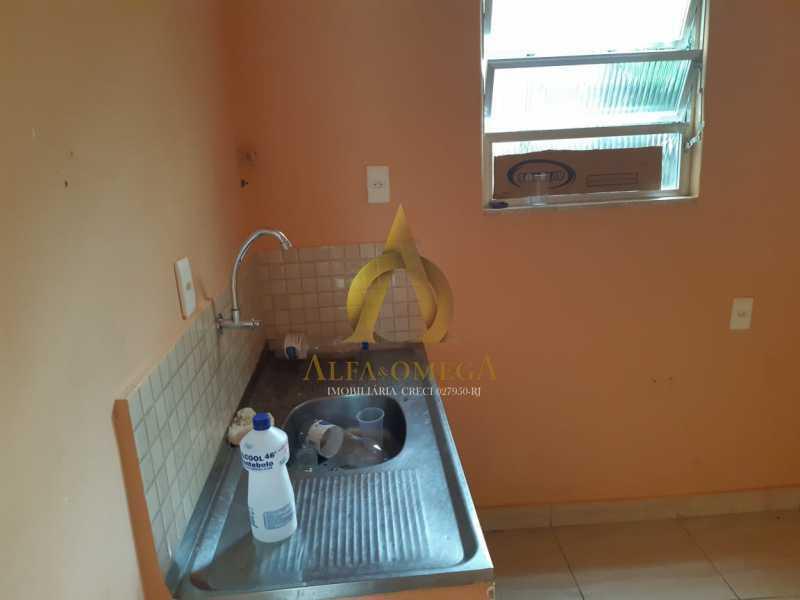 8 - Apartamento Rua Carlos Palut,Taquara, Rio de Janeiro, RJ À Venda, 2 Quartos, 48m² - AOJ20113 - 12