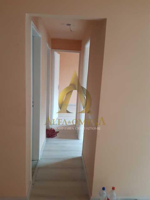 10 - Apartamento Rua Carlos Palut,Taquara, Rio de Janeiro, RJ À Venda, 2 Quartos, 48m² - AOJ20113 - 5