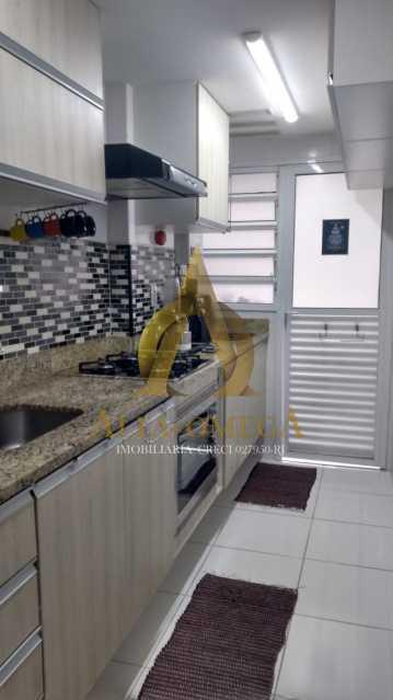 6 - Cobertura Estrada Capenha,Pechincha, Rio de Janeiro, RJ À Venda, 3 Quartos, 130m² - AOJ50019 - 17
