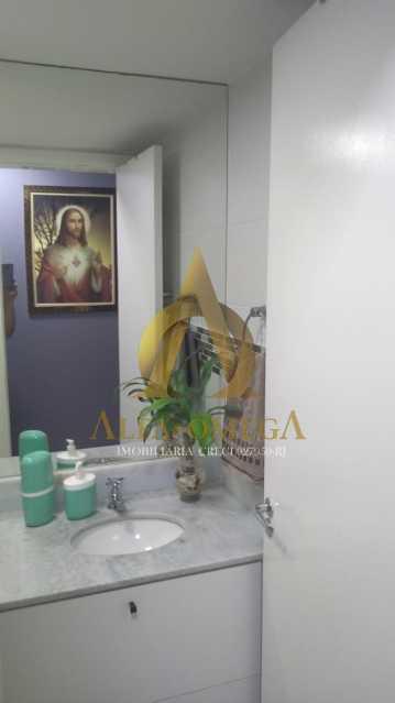 7 - Cobertura Estrada Capenha,Pechincha, Rio de Janeiro, RJ À Venda, 3 Quartos, 130m² - AOJ50019 - 14