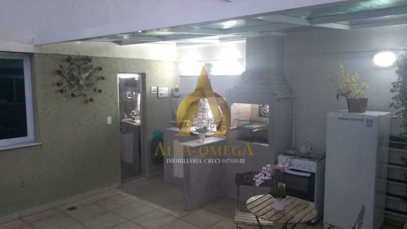 27 - Cobertura Estrada Capenha,Pechincha, Rio de Janeiro, RJ À Venda, 3 Quartos, 130m² - AOJ50019 - 22