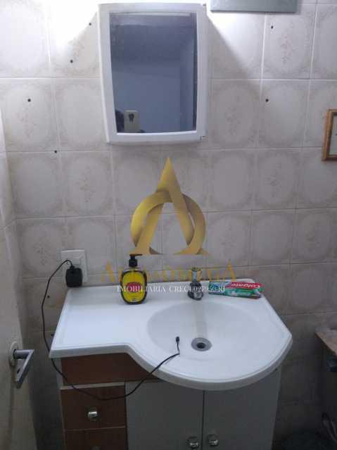 6 - Apartamento à venda Estrada do Cafundá,Taquara, Rio de Janeiro - R$ 240.000 - AOJ20116 - 8