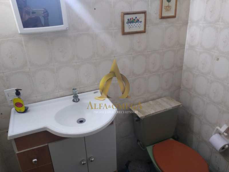 1 - Apartamento à venda Estrada do Cafundá,Taquara, Rio de Janeiro - R$ 240.000 - AOJ20116 - 9