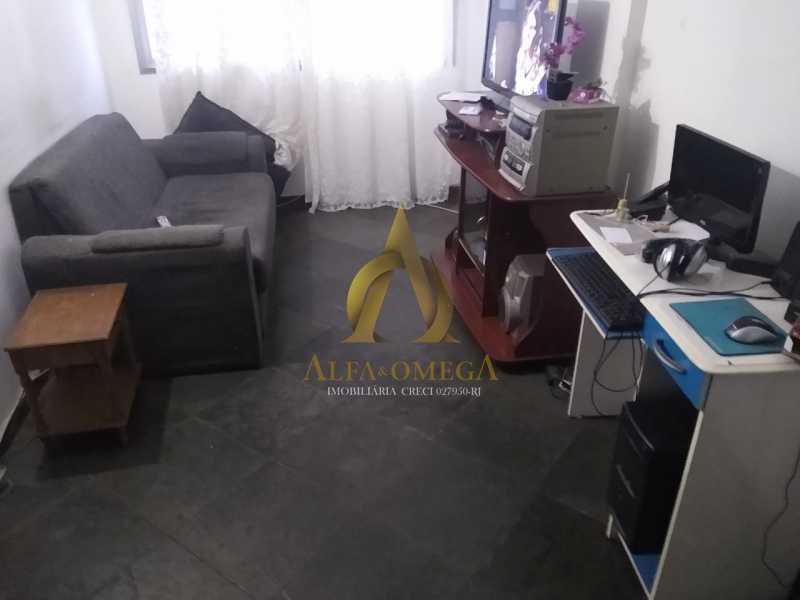 2 - Apartamento à venda Estrada do Cafundá,Taquara, Rio de Janeiro - R$ 240.000 - AOJ20116 - 1