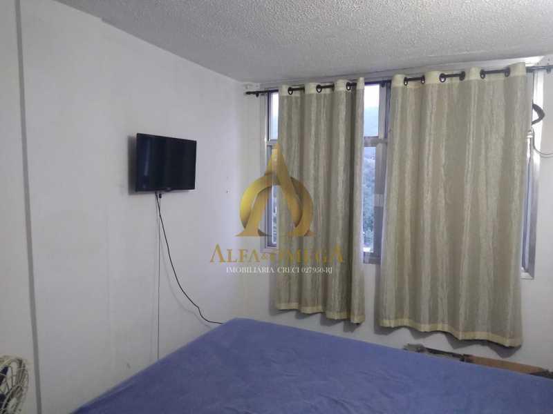 3 - Apartamento à venda Estrada do Cafundá,Taquara, Rio de Janeiro - R$ 240.000 - AOJ20116 - 7
