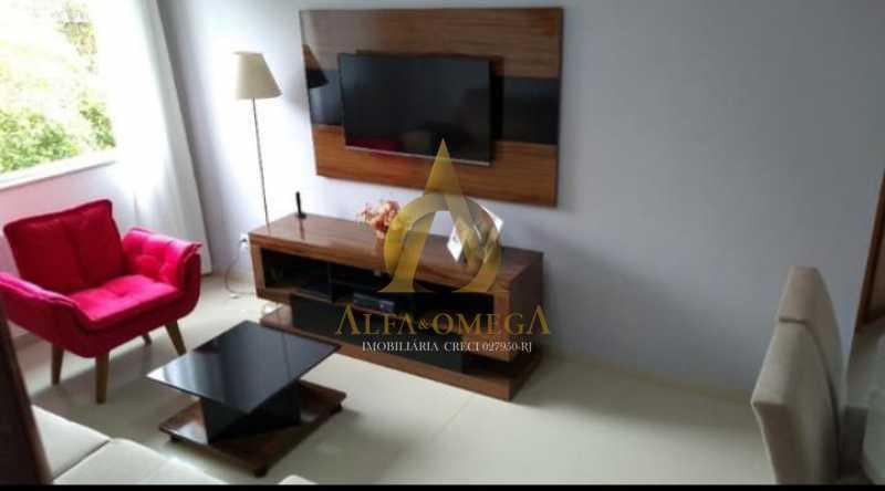 2 - Apartamento Rua Pajura,Taquara, Rio de Janeiro, RJ À Venda, 2 Quartos, 58m² - AOJ20117 - 3