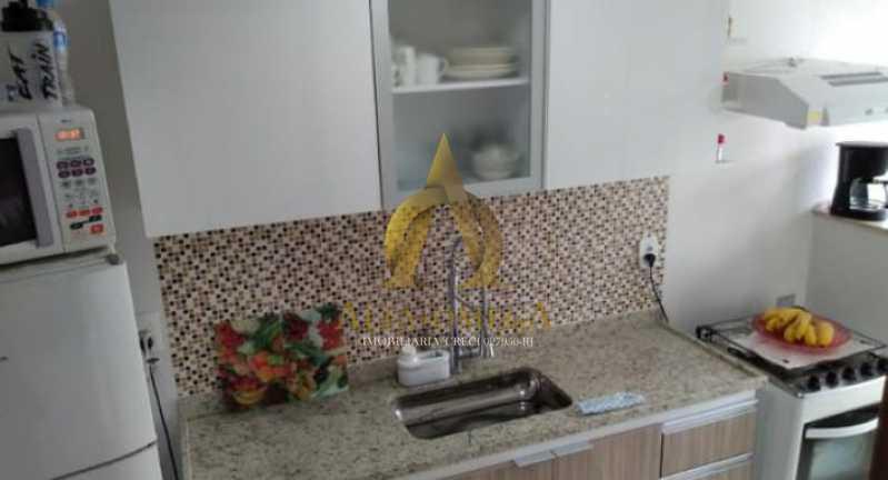 3 - Apartamento Rua Pajura,Taquara, Rio de Janeiro, RJ À Venda, 2 Quartos, 58m² - AOJ20117 - 10