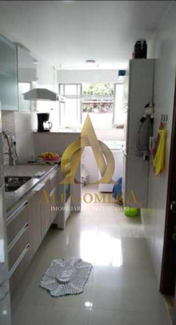 4 - Apartamento Rua Pajura,Taquara, Rio de Janeiro, RJ À Venda, 2 Quartos, 58m² - AOJ20117 - 11