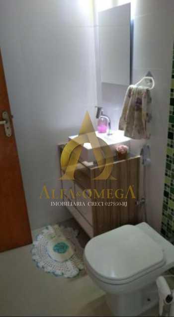 6 - Apartamento Rua Pajura,Taquara, Rio de Janeiro, RJ À Venda, 2 Quartos, 58m² - AOJ20117 - 8