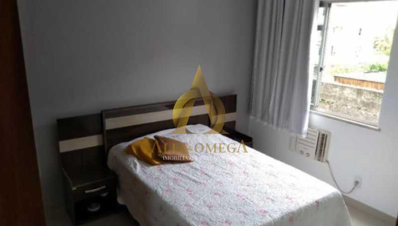 8 - Apartamento Rua Pajura,Taquara, Rio de Janeiro, RJ À Venda, 2 Quartos, 58m² - AOJ20117 - 5