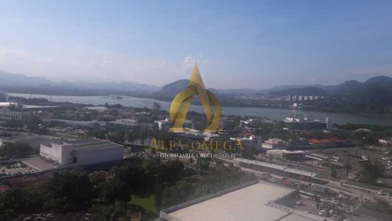 88b73897-7b34-4d24-a019-89f50a - Apartamento 2 Quartos Para Alugar Barra da Tijuca, Rio de Janeiro - R$ 1.800 - AO20295L - 1